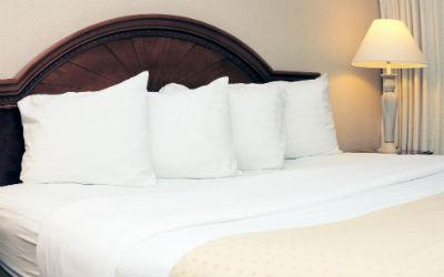 Størrelsen på sengen