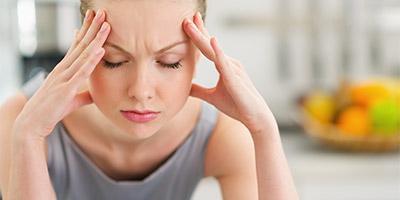 Stress grundet dårlig nattesøvn