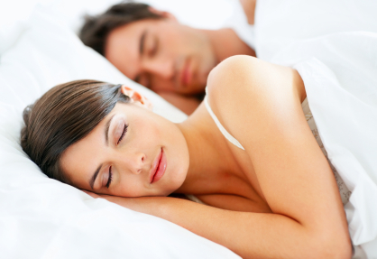 Gode-raad-til-at-sove-bedre med en skummadras